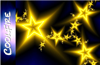 The CoolFire Starcard - each pupil collects stars on their journey of emotional and social discovery